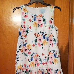 NWOT CeCe Florial Dress
